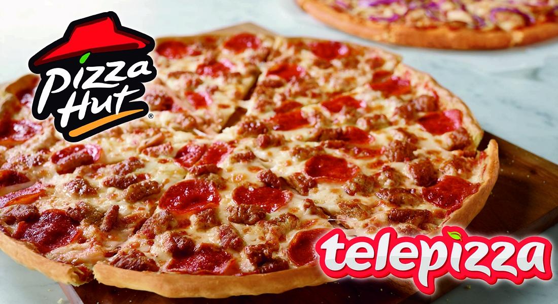 El operador de Pizza Hut en Perú adquiere la franquicia de Telepizza
